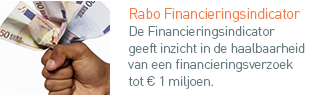 financieringsindicator